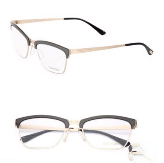 نمونه های از مدل فریم عینک شیک بی رنگ