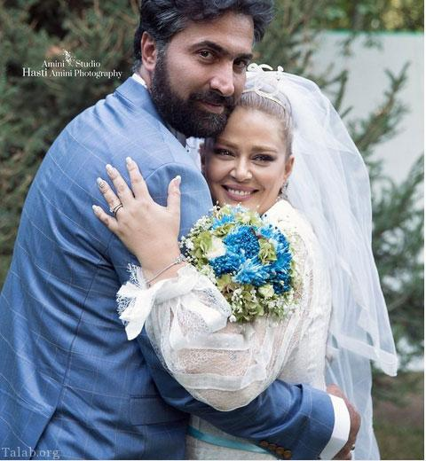 تصاویری ازدواج مجدد بهاره رهنما با امیر خسرو عباسی