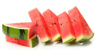 زمان خوردن و نیز فواید هندوانه