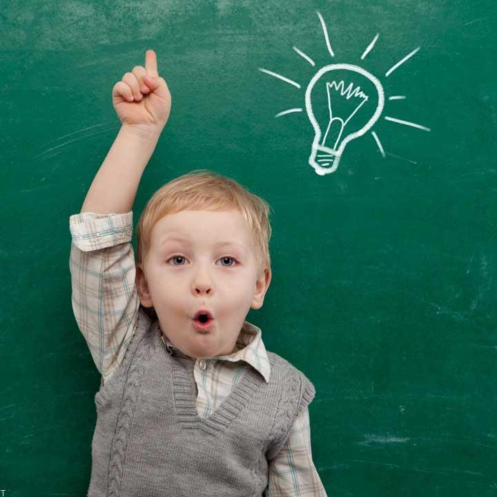 10 راه برای تقویت مغز کودکان | تقویت هوش کودک