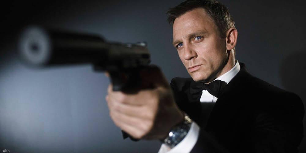 حضور دنیل کریگ در سری جیمز باند بعدی (عکس)
