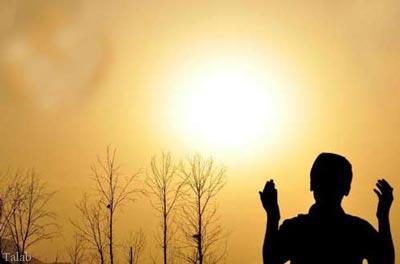 دعا برای سه ساعت خاص خداوند در روز
