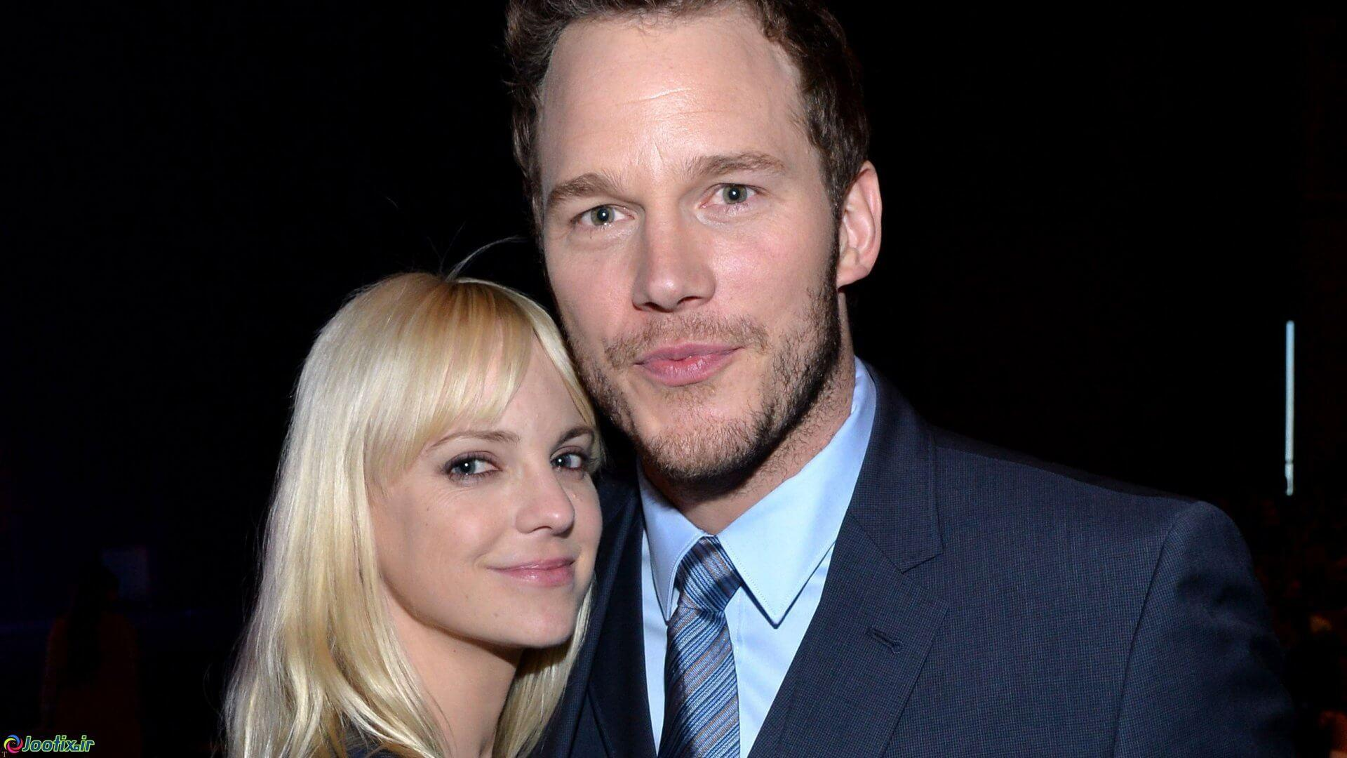 جنجال جدایی کریس پرت و آنا فاریس زوج سرشناس هالیوود