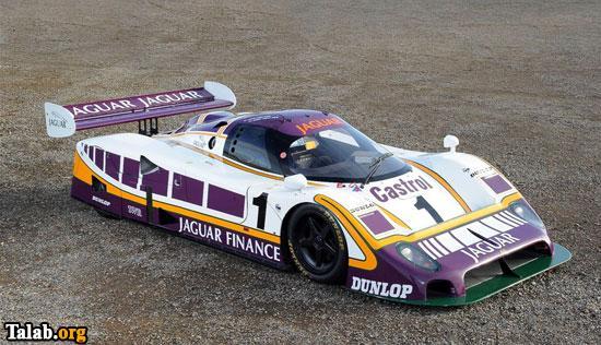 نیم نگاهی به خودروهای مسابقه ای LeMans