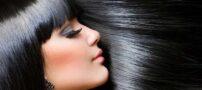 روش های طبیعی برای مشکی کردن منظم موها