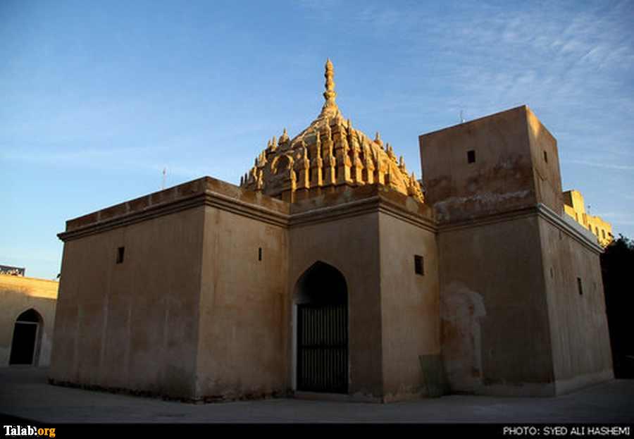 پرستشگاه هندو ها در بندر عباس (عکس)