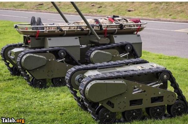 ساخت طرح مینی تانک خودران