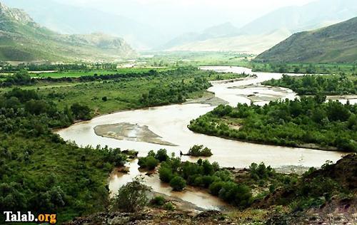 سفر ما جراجویانه به رود ارس در مرز ترکیه