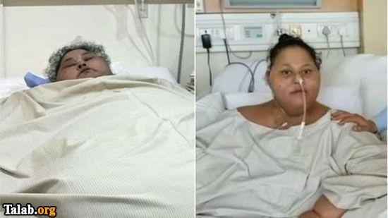 چاق ترین زن دنیا در کتاب گینس در گذشت (عکس)
