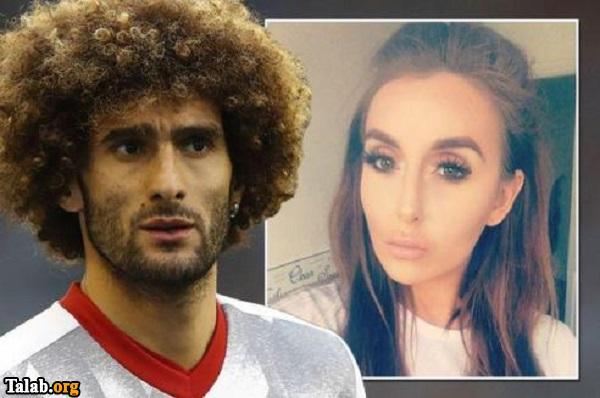 ارتباط غیراخلاقی این زن با فوتبالیست ها