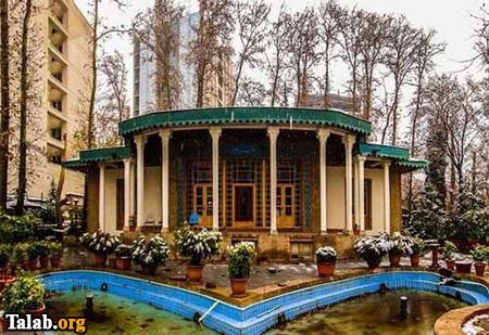 آشنایی با باغ های تاریخی شهر تهران