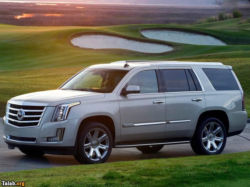 لاکچریترین شاسی بلند دنیا Cadillac Escalade