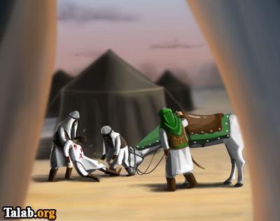 اشعار شهادت طفلان حضرت زینب (س)