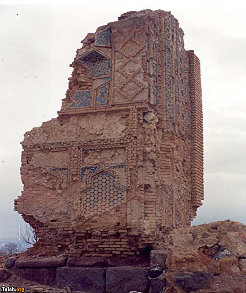 مکان های دیدنی شهر تاریخی مرند در آذربایجان شرقی