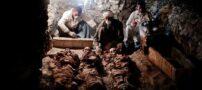 اکتشاف گور ۳۵۰۰ ساله در مصر