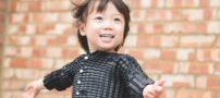 طراحی لباس هوشمند که با کودک رشد میکند !