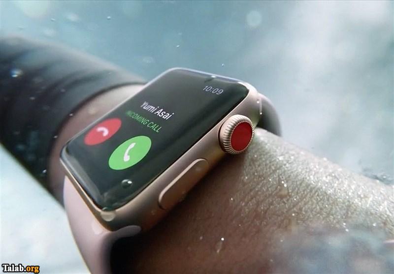 توقف تولید سری دوم ساعت هوشمند اپل