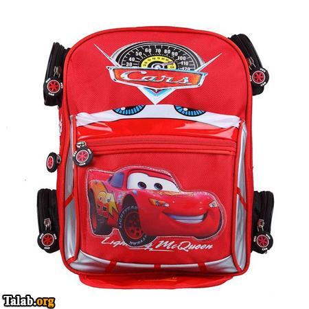 جدیدترین مدل کیف مدرسه پسرانه