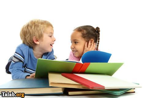 4 دلیل شعر خواندن برای کودکان و فرزندان