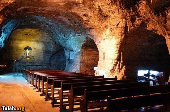 آشنایی با کلیسای کاتولیک رومی زیرزمینی