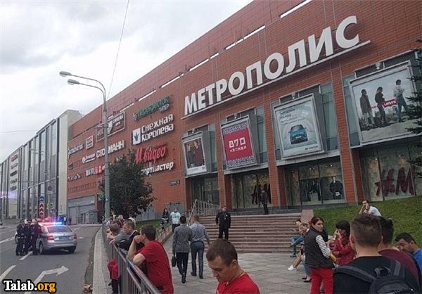 احتمال بمبگذاری در مسکو