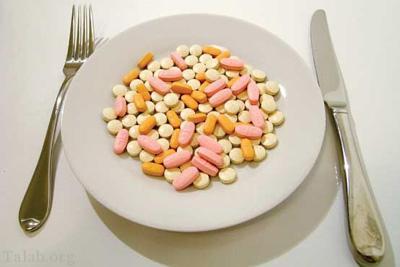 روش صحیح مصرف مکمل غذایی