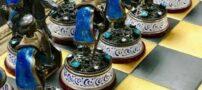 آمریکا شطرنج گرانبهای صدام را به عراق بازگرداند