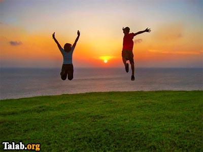 افرادی که شاد هستند به این نکات توجهی ندارند !