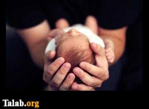 رها نمودن دو نوزاد یک هفته ای در کنار سطل