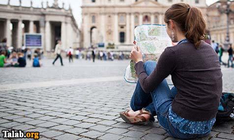 15 نکته مهم برای سفر رفتن به تنهایی