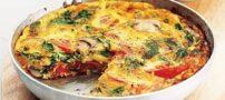 آموزش تهیه صبحانه فوق العاده فریتاتا ایتالیایی