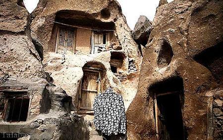 آشنایی با روستای کندوان