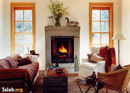 خلاقیت های دیدنی در خانه برای استقبال پاییز
