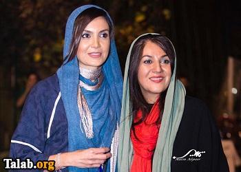 تصاویری از تیپ بازیگران در جشنواره خانه سینما