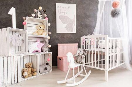 6 اصل مهم در فنگ شویی اتاق نوزاد