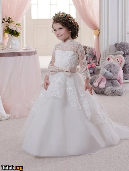 شیک ترین و جدیدترین لباس عروس دخترانه