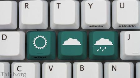 رجیستری ویندوز – چک کردن وضعیت آب و هوا