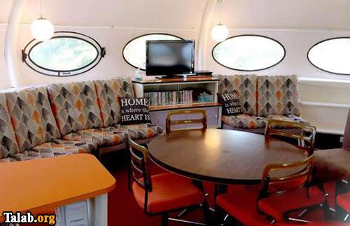 خانه جذاب و فضایی به فروش می رسد