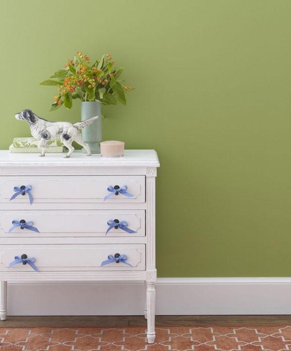 اثر رنگ های خاص در خانه بر روحیه + رنگ مناسب آپارتمان