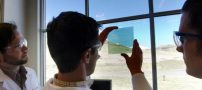 تبدیل پنجره ها به یک پنل خورشیدی «تولید برق»