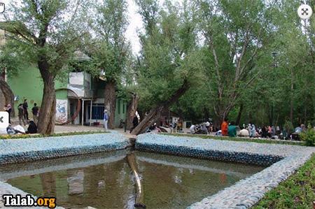 مکان دیدنی در تهران به نام  چشمه اعلاء