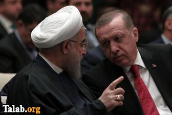 اردوغان رئیس جمهور ترکیه به پایتخت ایران آمد
