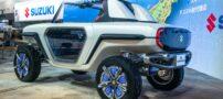معرفی خودروهای قدرتمند و عجیب سوزوکی ژاپن
