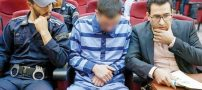 معترض بودن قاتل بنیتا در دادگاه به حکم اعدام