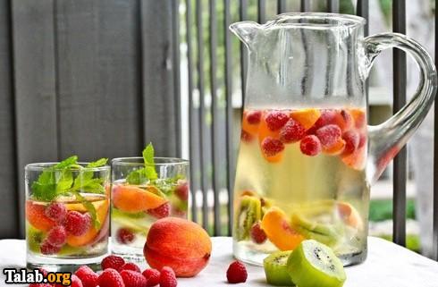 نوشیدنی خنکی که در تناسب اندام و کبد چرب عالی عمل میکند