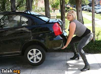 آشنایی با قوی ترین زن سنگین وزن جهان (عکس)