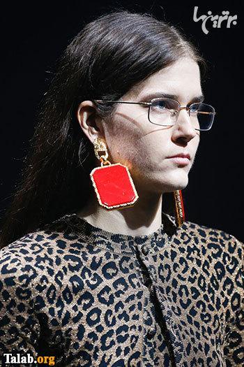 کلکسیون جذاب ترین جواهرات برند در فشن شوی لندن