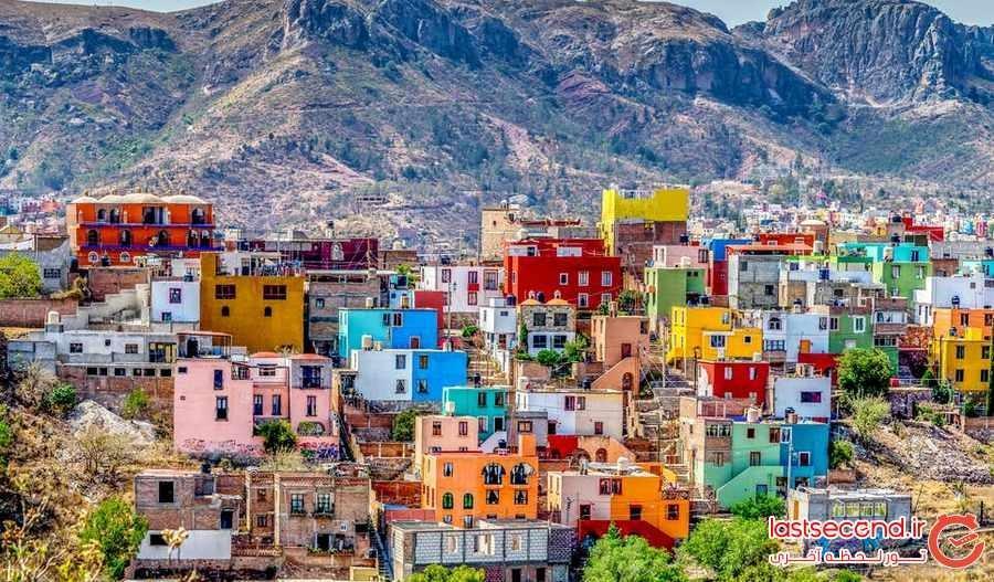 اگر به این شهرها سفر نکنید عمرتان را بیهوده خرج کرده اید!!