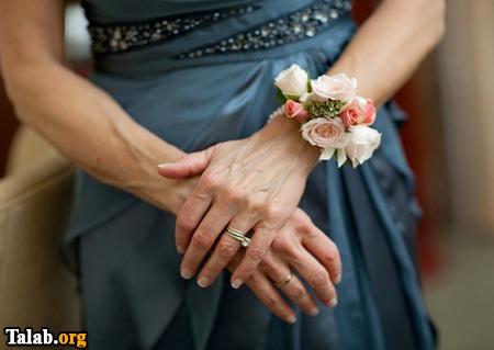 انواع دسته گل های جدید عروس شکیل و زیبا
