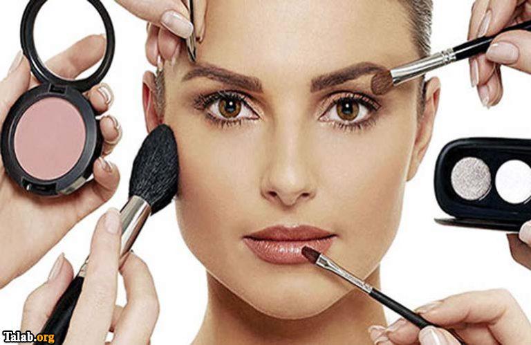 12 ایده مفید برای درست آرایش کردن صورت